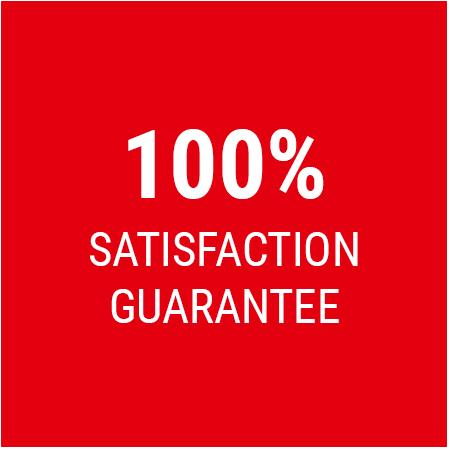 Oberschneider-Zufriedenheitsgarantie